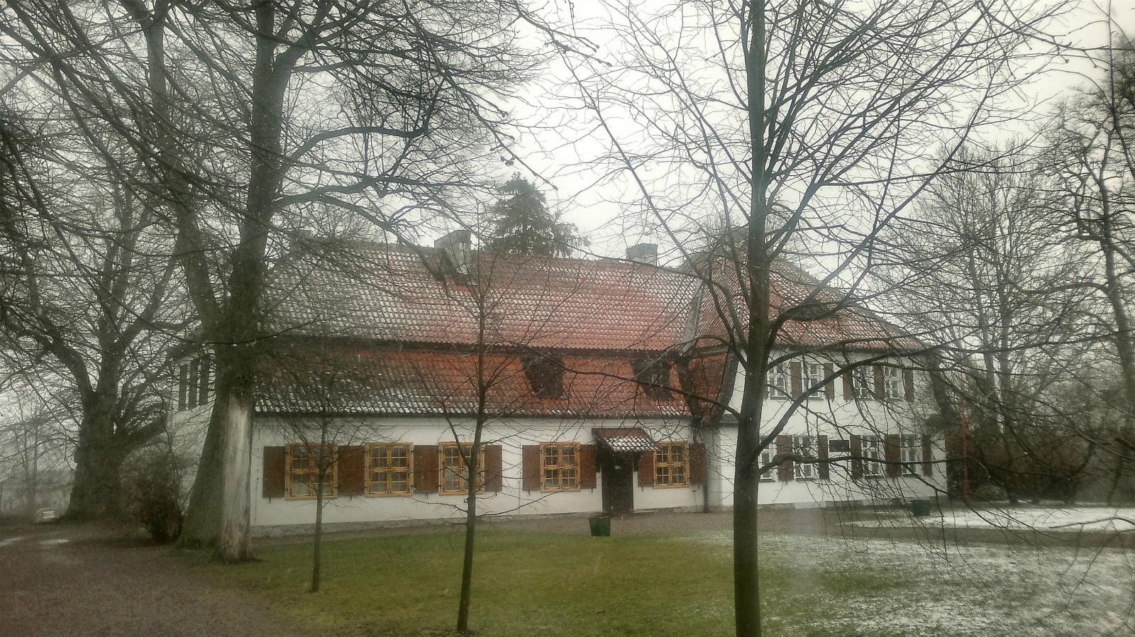 Muzeum Hymnu Narodowego – projekt wystawy stałej, Będomin, 2014
