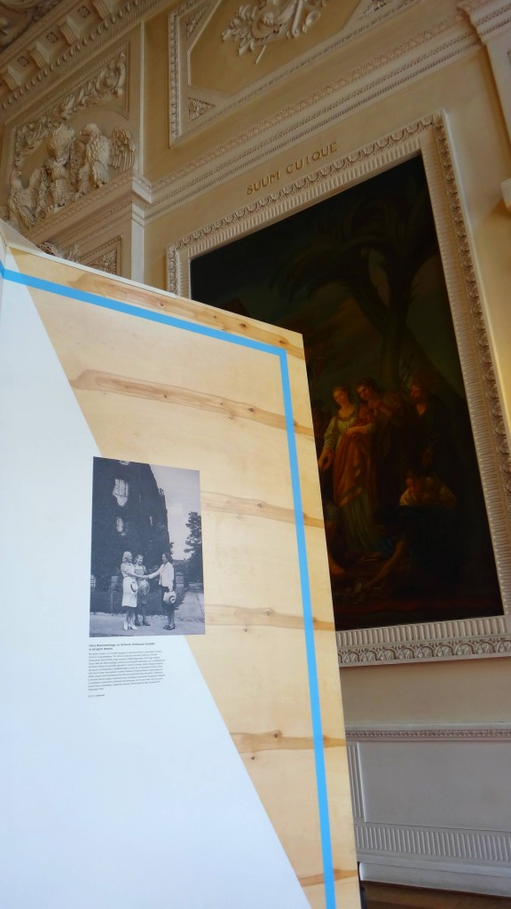 Wystawa dla Narodowego Archiwum Cyfrowego, Warszawa, 2013
