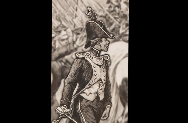 Анимация графики Juliusza Kossaka, Музей Национального Гимна, Бендомин, 2015