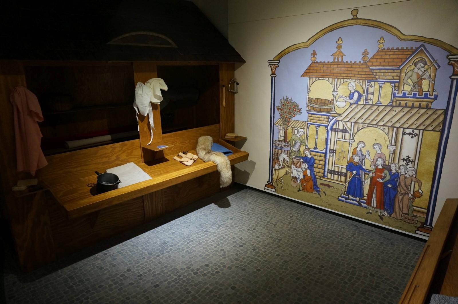 Kramy, Muzeum Historyczne wPrzasnyszu, 2015