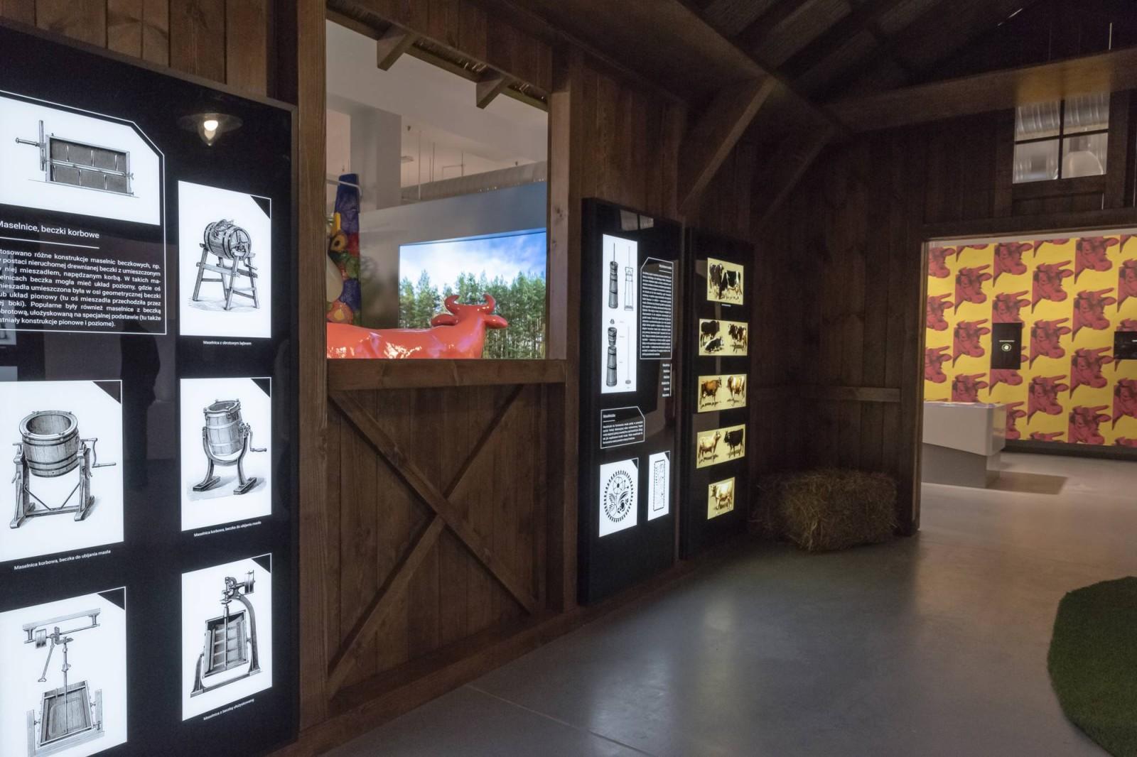 Museum of Milk, Grajewo, 2016