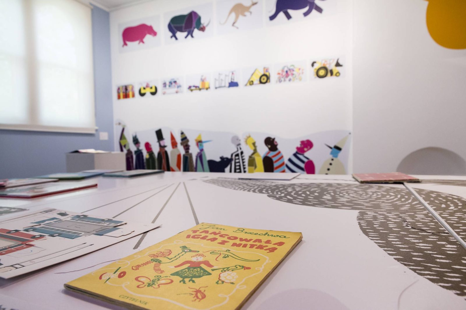 Illustrated Children's and Picture Books of Poland, Murray Art Museum Albury, Australia 2017