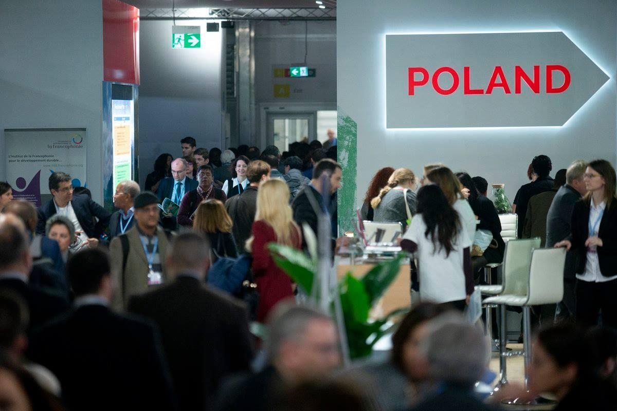 Pawilon Polski, Szczyt Klimatyczny ONZ COP24, Katowice, 2018