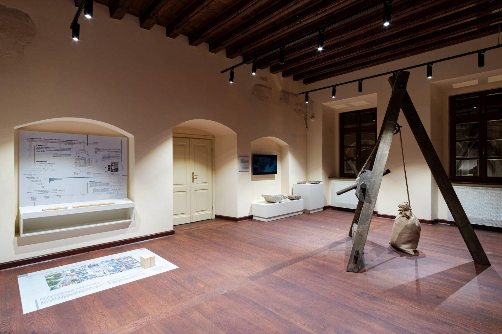 Fabrica Ecclesiae – muzeum techniki iarchitektury, Zamość, 2020