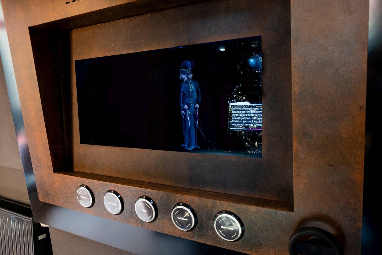 Wystawa stała wzabytkowym młynie, Polkowice, 2020